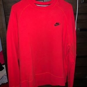 Men's Nike crew neck sweater